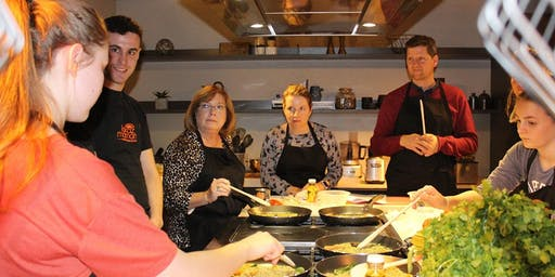Cookery Class with Shelina (2012 winner of BBCs MasterChef)