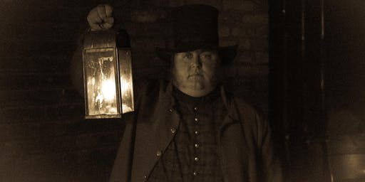 All Hallows' Eve Tours at Old Fort Erie - 2019