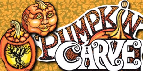 Amazing Pumpkin Carve - General Admission & Reserved Special Event Tickets tickets