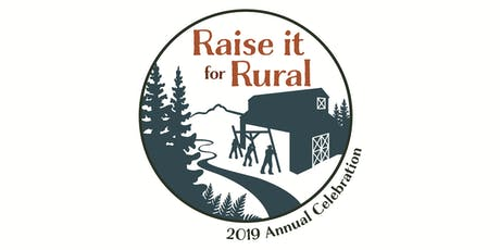 Raise it for Rural 2019 tickets