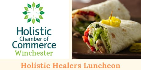 October Holistic Healers Luncheon tickets