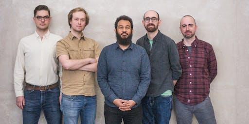 The Blake Shaw Quartet Special Holiday Show at Café Paradiso