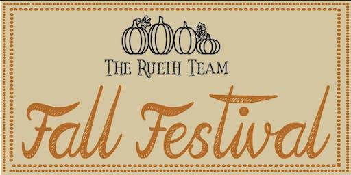 Rueth Team Fall Festival