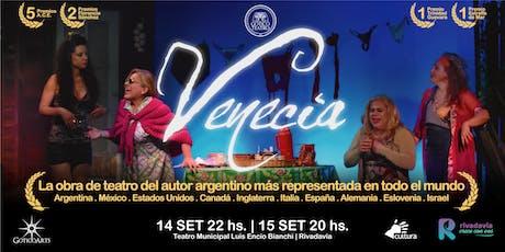 Venecia | Rivadavia entradas