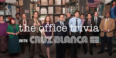 The Office Trivia at Cruz Blanca Brewery tickets