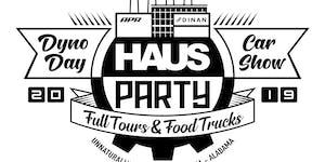 Haus Party: APR & Dinan