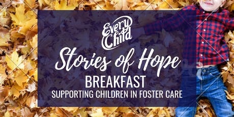 Stories of Hope Breakfast tickets