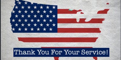 A Celebration of Veterans:  Thank you for your service