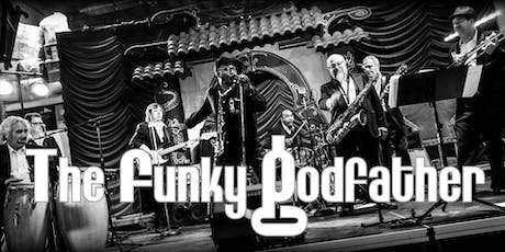 The Funky Godfather 12/21/19 9PM tickets