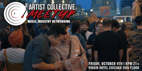 Artist Collective Meetup tickets