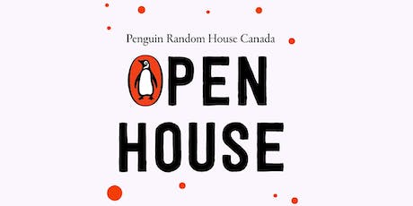 Penguin Random House Canada Fall Open House 2019 tickets