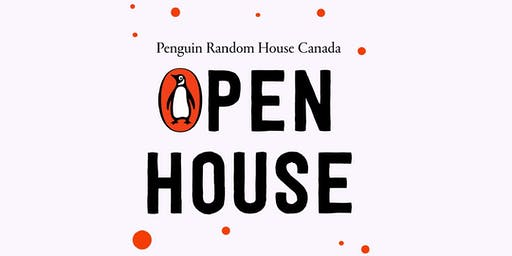 Penguin Random House Canada Fall Open House 2019