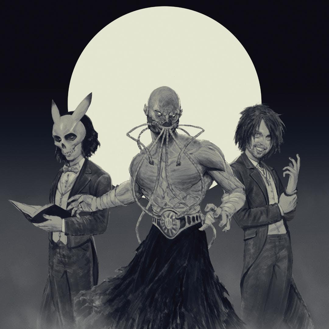 MrCreepyPastas Halloween Spectacular