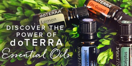 An Introduction to Essential Oils for Health and Wellbeing  tickets