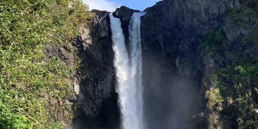 Fat Girls Hiking, Seattle:  Snoqualmie Falls
