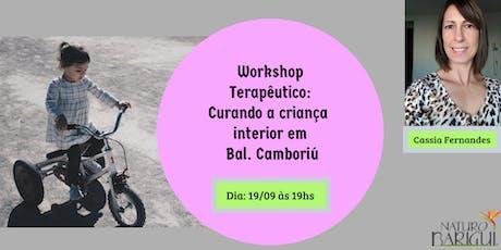 Workshop Terapêutico de Cura da Criança Interior  ingressos