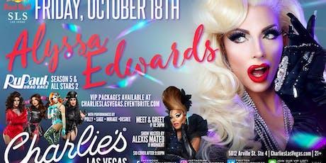 ALYSSA EDWARDS VIP TABLES tickets