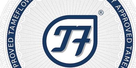 MF - MASTER FLOW - Alexandria (Certified Tameflow Kanban Training) tickets