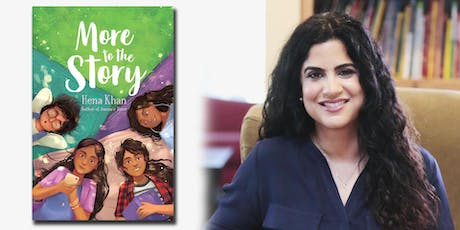 Talk & Signing with Hena Khan at Patrick Henry Library tickets