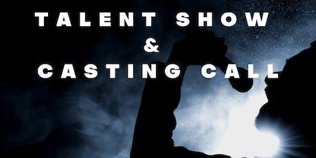 Talent Show & Casting Call tickets