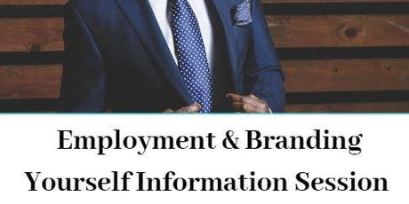 Amazon Employment & Branding Yourself Informational Session tickets