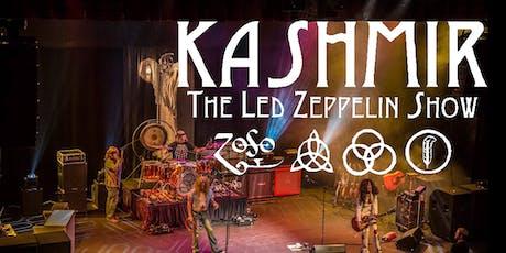 Kashmir~ The Led Zeppelin Show tickets