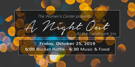 A Night Out tickets