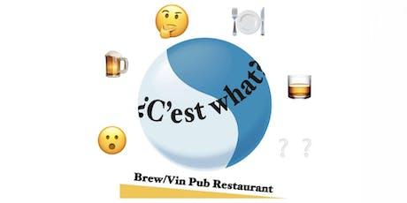Beer Trivia tickets