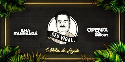 Seu Vidal | O Poder do Bigode!