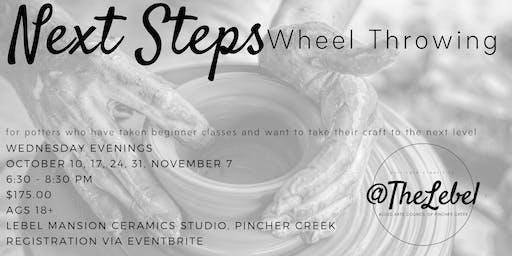Next Steps Wheel Class