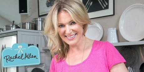 Leon's Lifeline Cooking Demo with Rachel Allen tickets