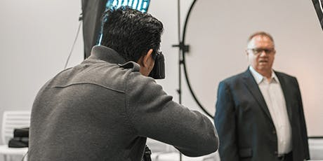 Professional Headshot Day - October 24 2019 tickets