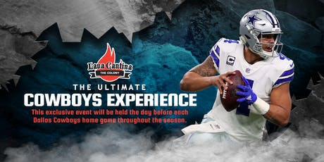 """ULTIMATE COWBOYS """"LIVE"""" FAN EVENT tickets"""