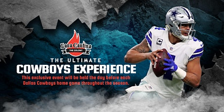 "ULTIMATE COWBOYS ""LIVE"" FAN EVENT tickets"