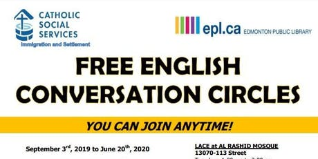 LACE English Conversation Circle tickets