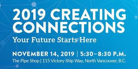 Creating Connections 2019 tickets