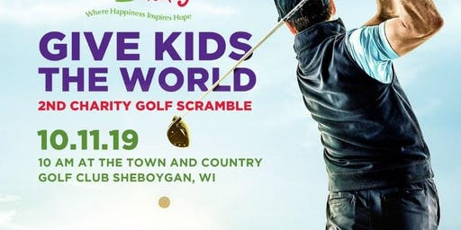 Give Kids the World Charity Golf Scramble