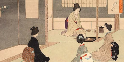 Whisked Away: The Aesthetics & Pleasures of Japanese Tea Ceremony