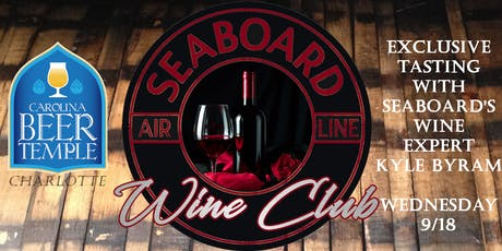 Seaboard Wine Club Tasting tickets