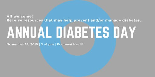 2nd Annual Diabetes Day
