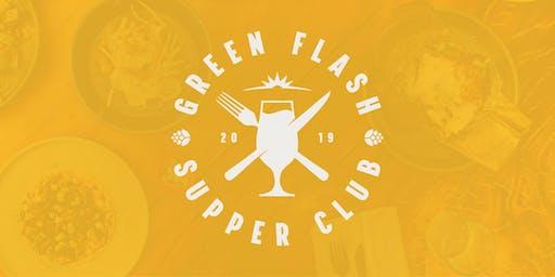 Green Flash Supper Club with Golden Door