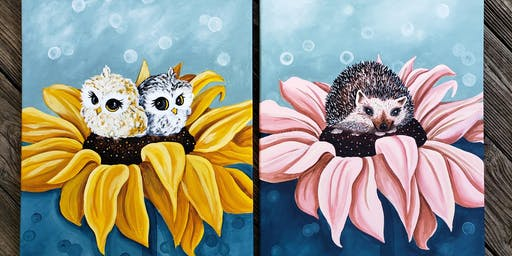 Owl Always Love You or Henrietta Hedgehog $40