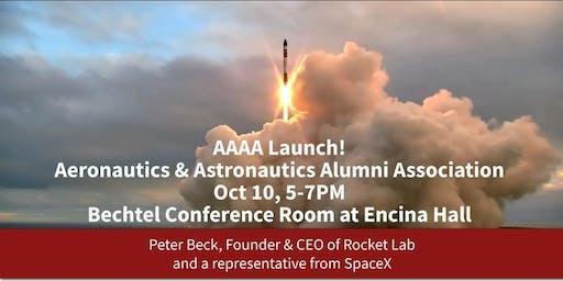 AAAA Launch! Aero/Astro Alumni Association