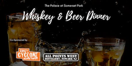 Whiskey & Beer Dinner tickets