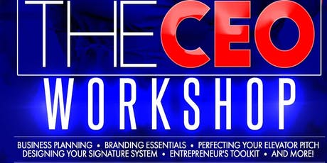 The CEO Workshop tickets