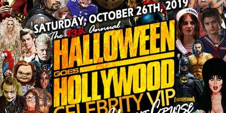 Halloween Latin Party Cruise Tickets