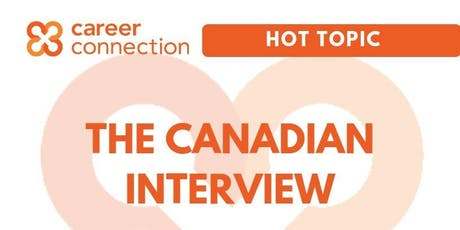 The Canadian Interview tickets