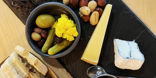Cheese Pairing Class at Orrman's Cheese