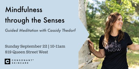 Guided Meditation with Cassidy Thedorf tickets