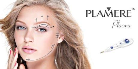 NJ Plamere Plasma Training $3400 October 1 & 2 tickets